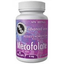 Mecofolate - 6mg - 60 vegi-caps