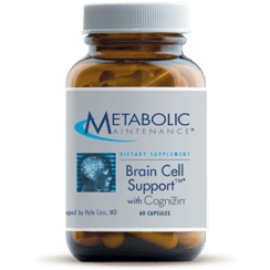 Brain Cell Support - 60 Capsules