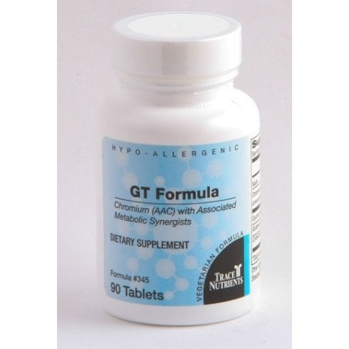 Mineral Check (Trace Nutrients) GT Formula 180