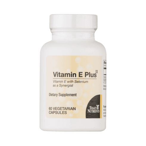 Mineral Check (Trace Nutrients) Vitamin E Plus 60's