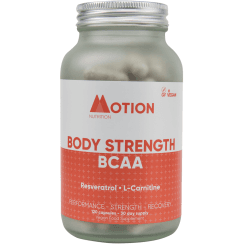 Body Strength BCAA 120's