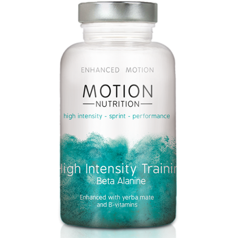 Motion Nutrition High Intensity Training - Beta Alanine 120's
