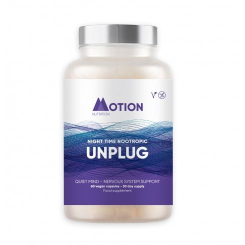 Motion Nutrition Unplug 60's
