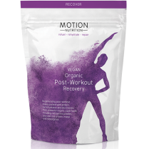 Vegan Organic Post-Workout Recovery 480g