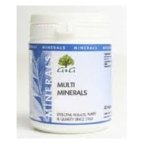 Multiminerals Amino Acid Chelated 150s