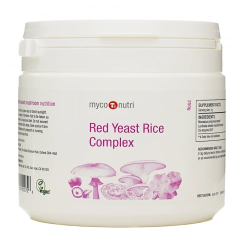 MycoNutri Red Yeast Rice 250g