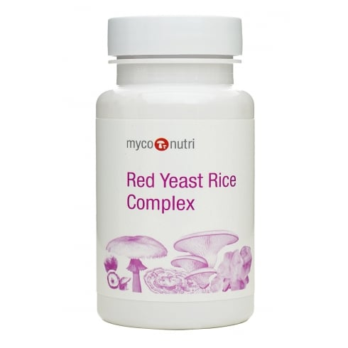 MycoNutri Red Yeast Rice 60's