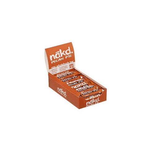Nakd Pecan Pie Fruit & Nut Bar 35g x 18