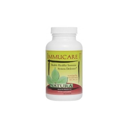 Natura Health Products Immucare - 180 Capsules