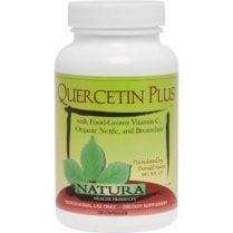 Natura Health Products Quercetin Plus - 90 Capsules