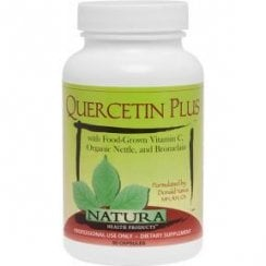 Natura Health Products Quercetin Plus - 90 Capsules
