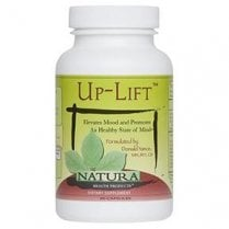 Natura Health Products Up-Lift - 90 Capsules