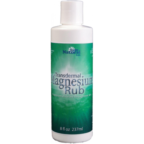 Natural Calm Magnesium Rub