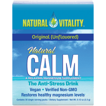 Natural Calm Original (Unflavoured) -30 Packets