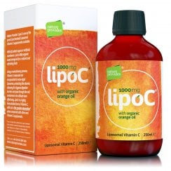 Nature Provides LipoC (Liposomal Vitamin C) 250ml
