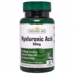 Hyaluronic Acid 50mg 60's