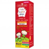 Multi-vitamin Drops for infants & children 50ml