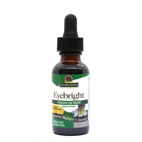 Nature's Answer Eyebright Herb 30ml