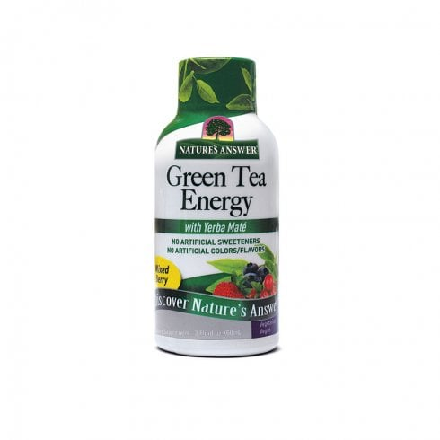 Nature's Answer Green Tea Energy 60ml