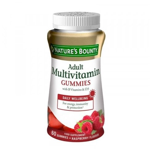 Nature's Bounty Adult Multivitamin Gummies 60's (Currently Unavailable)