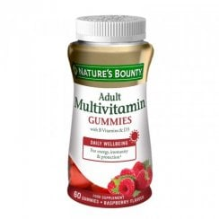 Adult Multivitamin Gummies 60's (Currently Unavailable)