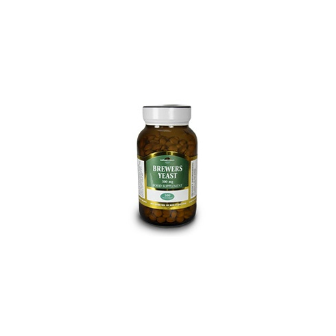 Nature's Own Brewers Yeast: BPC 300mg 500's