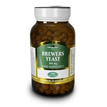 Brewers Yeast: BPC 300mg 500's