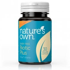Dairy Free Biotic Plus 30's