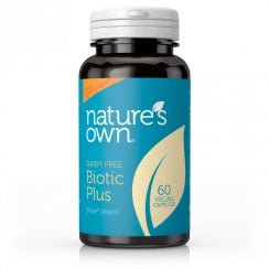 Dairy Free Biotic Plus 60's