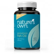 Fish Oil High Potency Capsules EPA/DHA 60's