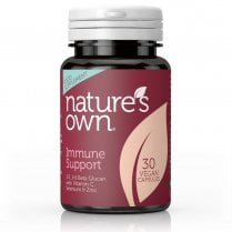Immune Support (Beta Glucan) 30's