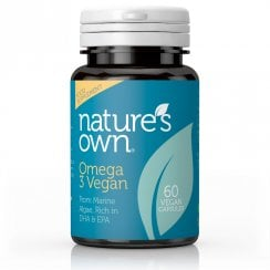 Omega 3 Vegan 333mg 60's