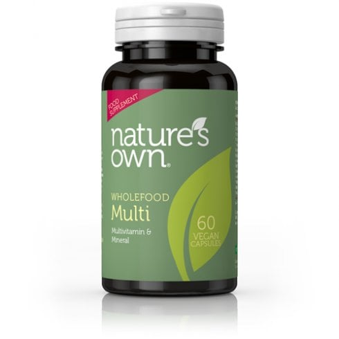 Nature's Own Wholefood Multi 60's