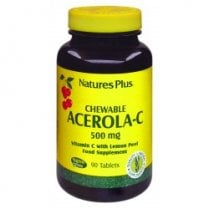 Acerola-C Complex - Chewable 500mg 90's