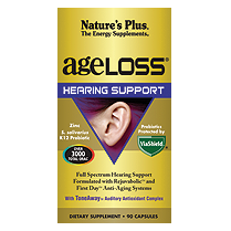 AgeLoss Hearing Support 90's
