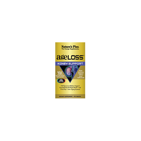 Nature's Plus AgeLoss Kidney Support 90's