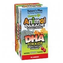Animal Parade DHA Chewables 90's - Natural Cherry Flavour