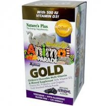 Animal Parade GOLD Grape 120's