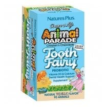 Animal Parade Tooth Fairy Children's Chewable 90's - Vanilla Flavour