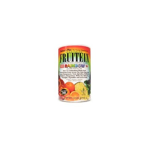 Nature's Plus FRUITEIN Rainbow Shake 576g