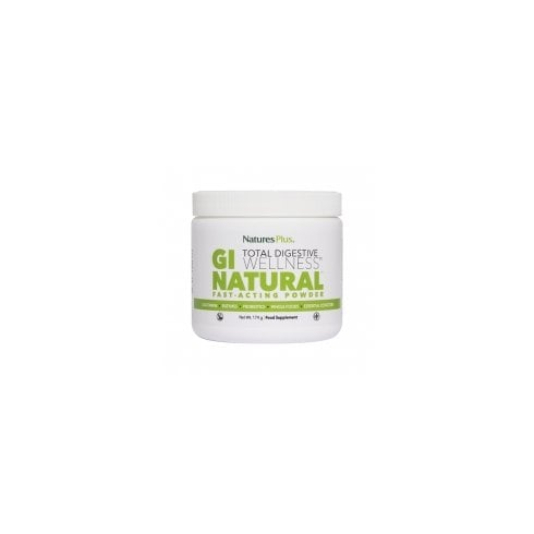 Nature's Plus GI Total Digestive Wellness Fast-Acting Powder 174g