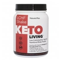 KetoLiving LCHF Chocolate Shake Powder 675g