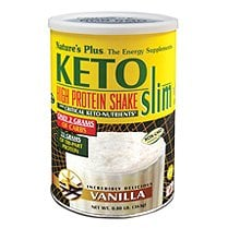 KETOslim with Critical Keto-Nutrients (Vanilla) 363g
