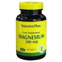 Magnesium (200mg Elem.) 90's