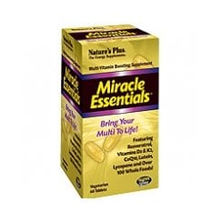 Miracle Essentials Tablets - Multi-Vitamin Booster 60's