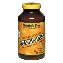 Orange Juice 1000mg (Chewable) 60's