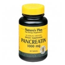 Pancreatin 1000mg 60's