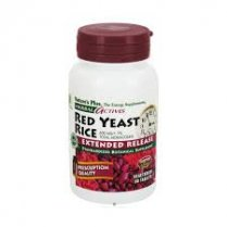 Red Yeast Rice 600mg 60's - Extended Release