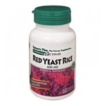 Red Yeast Rice 600mg 60's