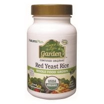 Sol Garden Red Yeast Rice 600mg 60's